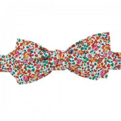 Green Eloise Liberty Bow Tie