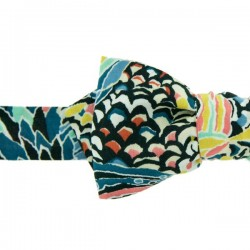 Noeud Papillon Liberty Bahia Multicolore