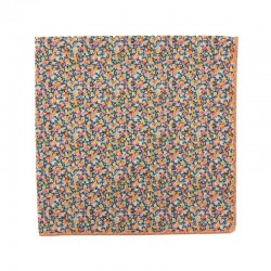Pochette de costume Liberty Pepper Orange Gris