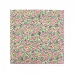 Light pink Betsy Ann Liberty pocket square