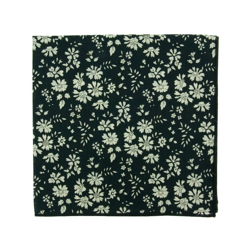 Black Capel Liberty pocket square