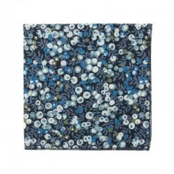 Pochette de costume Wiltshire Noir Bleu