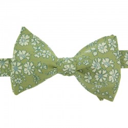 Olive Green Capel Bow Tie