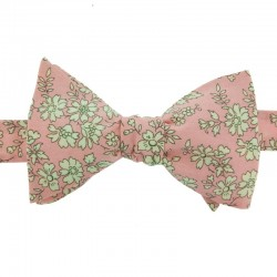 Light Pink Capel Liberty Bow Tie