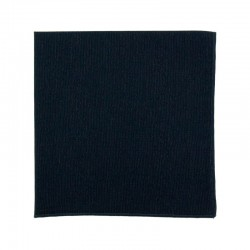 Navy blue thin stripe japanese pocket square