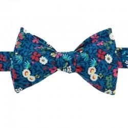 Nœud Papillon Liberty Fitzgerald bleu