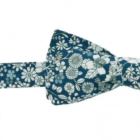 Noeud Papillon Liberty June Meadow Bleu Cobalt
