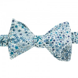 Noeud Papillon Liberty Adeladja Bleu