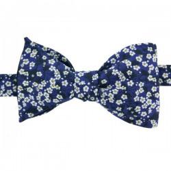 Blue Mitsi Valeria Liberty bow tie