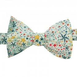 Multicoloured Adelajda Liberty Bow Tie