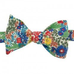 Multicoloured Margaret Liberty Bow Tie