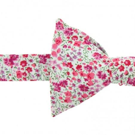 Noeud Papillon Liberty Phoebe Rose