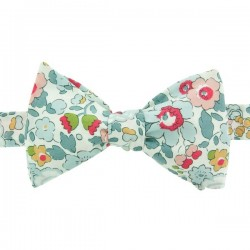 Porcelain Betsy Liberty Bow Tie