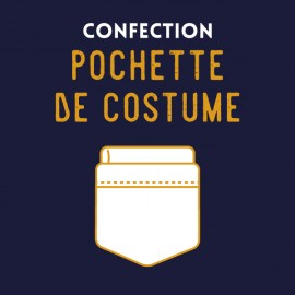 CONFECTION Pochette de costume