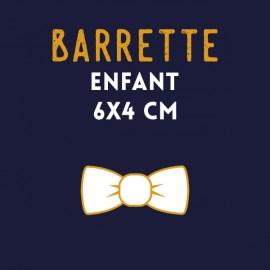 Barrette Fille