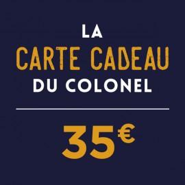 CARTE CADEAU 35 €