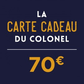 GIFT CARD 70 €