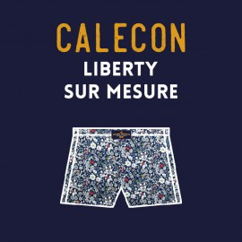 BESPOKE Liberty boxer shorts, choose your fabric !
