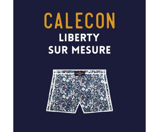 Caleçon homme Liberty of London Sur Mesure