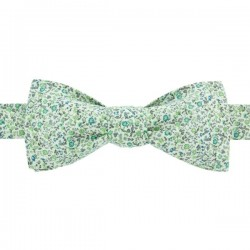 Green Newland Liberty Bow Tie