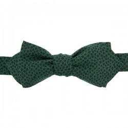 Green Palm tree Liberty Bow Tie