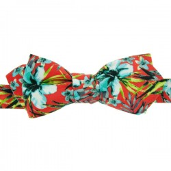 Red Vahine Liberty Bow Tie