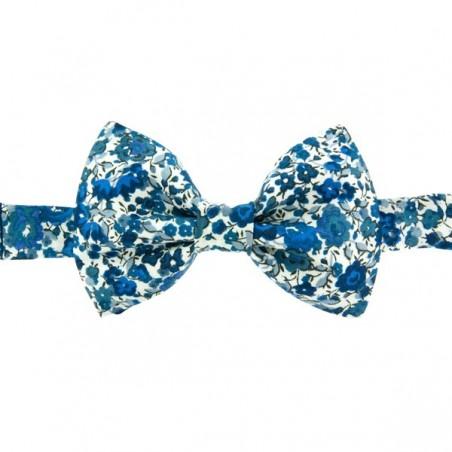Noeud papillon Enfant Liberty Emma bleu