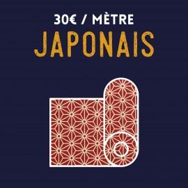 Japanese Fabric per meter