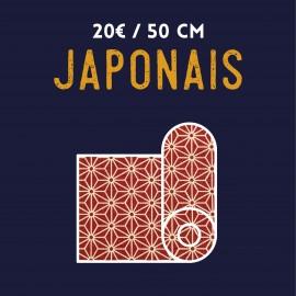 Japanese Fabric half meter