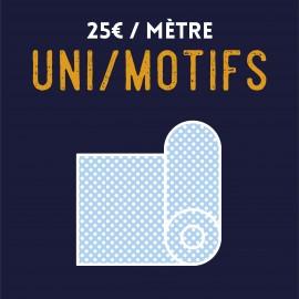 Fabric per meter Plain/Pattern