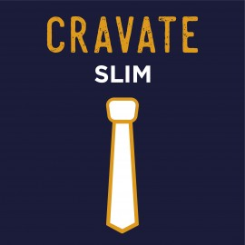 Cravate Tissu au Choix -  Forme Slim
