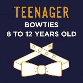 Noeud papillon Adolescent - 8 à 12 ans