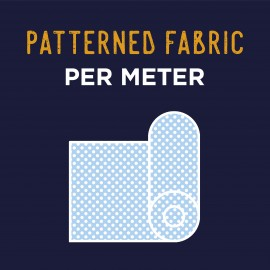 Fabric per meter Plain/Pattern