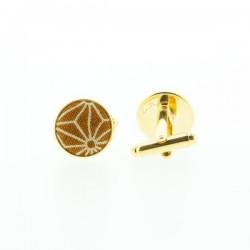 Tailor made cufflinks - Gold