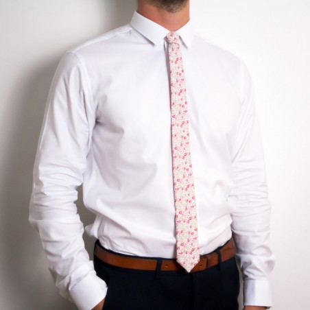 Tailor-made tie / Slim