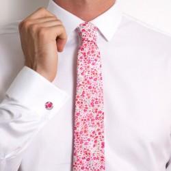 Cravate Liberty Phoebe Rose CLASSIQUE