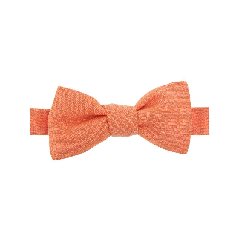 Candy Pink bow tie