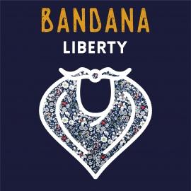 Bandana Liberty - tissu au choix