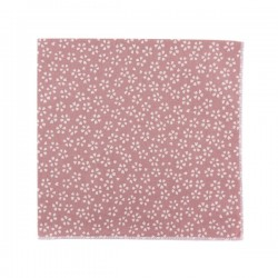 Dusty pink Sagano Japanse pocket square