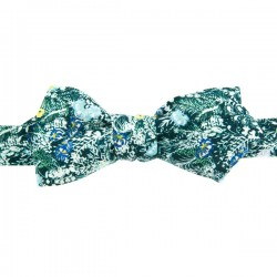 Emerald green Balearic Liberty Bow Tie