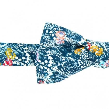 Noeud Papillon Liberty Baléaric Bleu marine