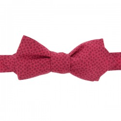 Grenadine Palm tree Liberty Bow Tie