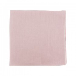 Dusty Pink Linen pocket square