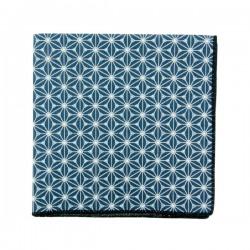 Pochette de costume Fuji Bleu de Prusse