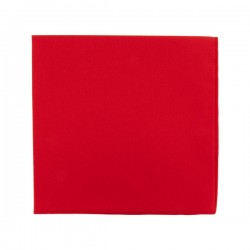 Tomato Red pocket square