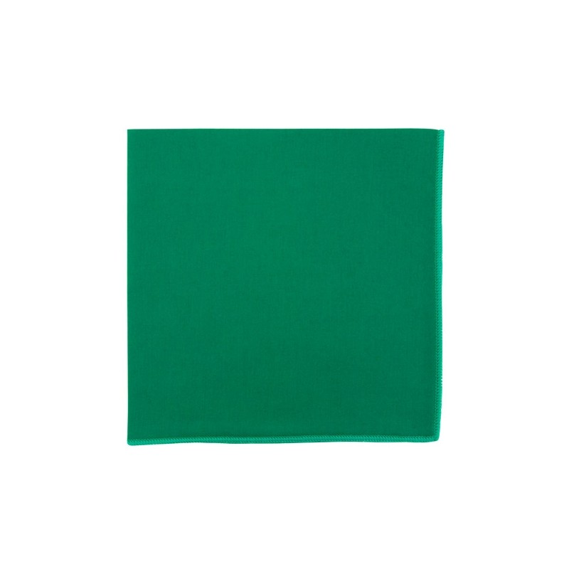 Fir Green pocket square