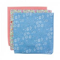 OBAN 3-Pack Pocket Square