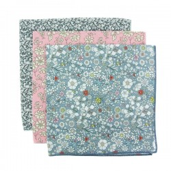 MANCHESTER 3-Pack Pocket Square