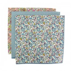 EXETER 3-Pack Pocket Square