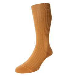 Ochre Merino wool Socks